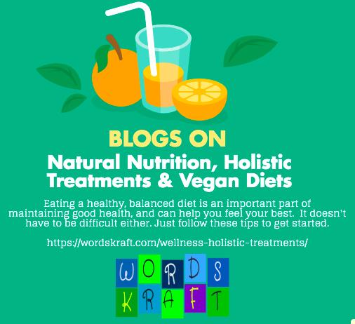 Natural Nutrition & Vegan Diet